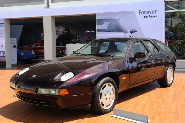 1987 Porsche 928 H50 Concept