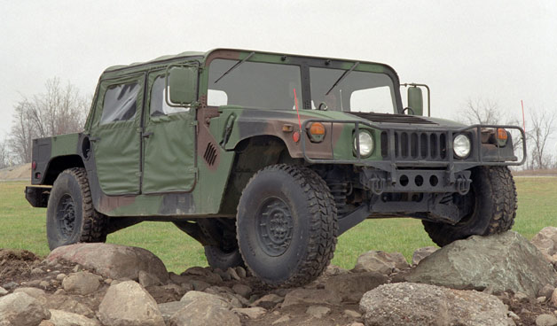 AM General to suggest municipal Humvee pack car