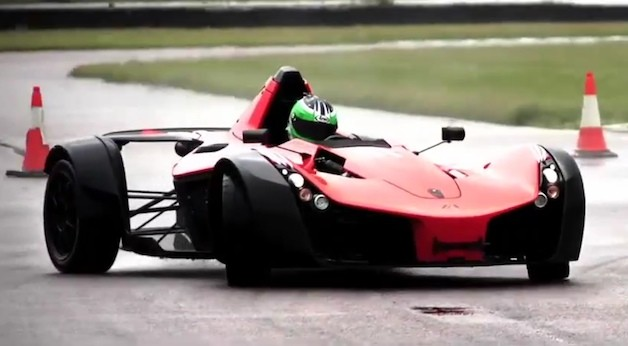 BAC Mono Chris Harris