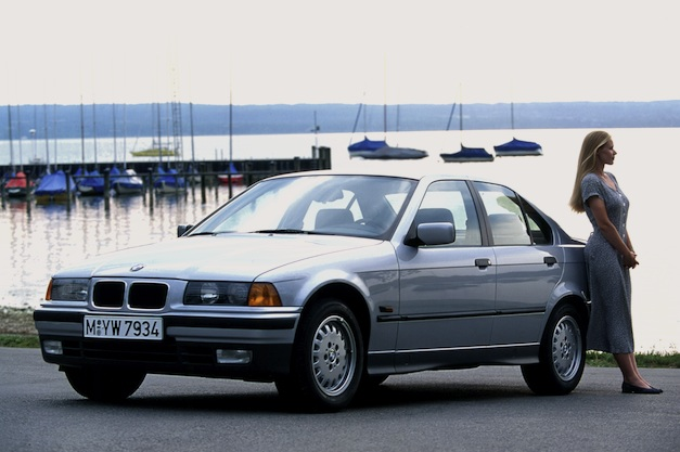 BMW 3 Series E36