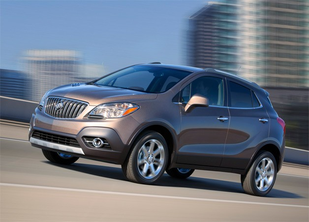 2013 buick encore snags 25 mpg city 33 mpg highway epa. Black Bedroom Furniture Sets. Home Design Ideas