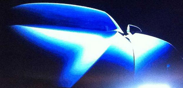Teased: Cadillac teases a 