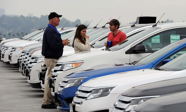 Car buyers skipping the test drive