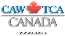 Canadian Auto Workers Union logo