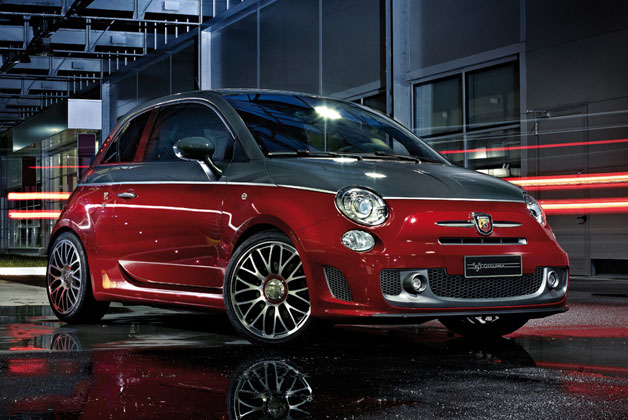 Fiat 500 Abarth Special Editions
