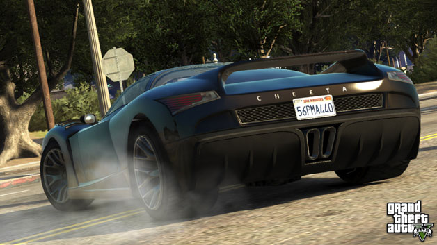 The Grotti Cheetah Returns In Grand Theft Auto V W Video on gta 5 z type location