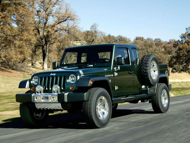 Decision on a Jeep pickup coming soon, truck could come on Wrangler or