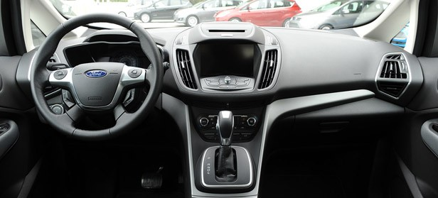 2013 Ford C-Max Hybrid interior