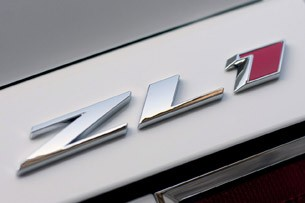 2012 Chevrolet Camaro ZL1 badge