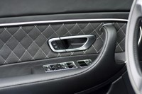2012 Bentley Continental Supersports Convertible door trim