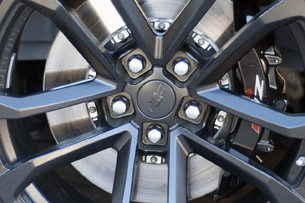 2012 Chevrolet Camaro ZL1 wheel detail