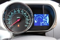 2013 Chevrolet Spark gauges