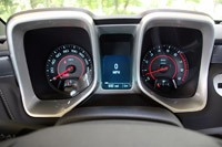 2013 Chevrolet Camaro 1LE gauges