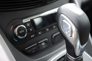 2013 Ford C-Max Hybrid climate controls