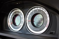 2013 Volvo S60 T5 AWD gauges