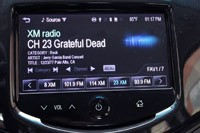 2013 Chevrolet Spark audio system display
