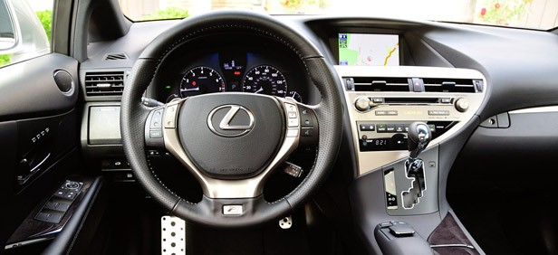 2013 Lexus RX 350 F Sport [w/video] - Autoblog