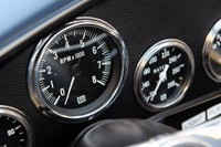 Shelby Cobra 289 FIA gauges