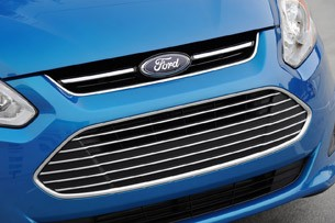 2013 Ford C-Max Hybrid grille
