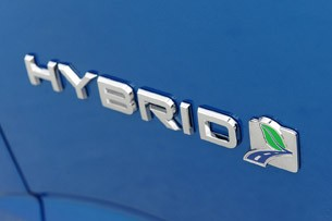 2013 Ford C-Max Hybrid badge