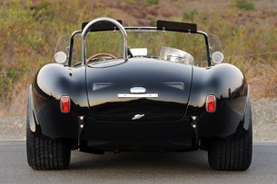 Shelby Cobra 289 FIA rear view