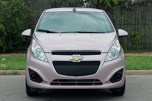 2013 Chevrolet Spark front view