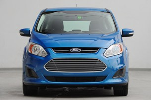 2013 Ford C-Max Hybrid front view