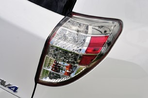 2013 Toyota RAV4 EV taillight