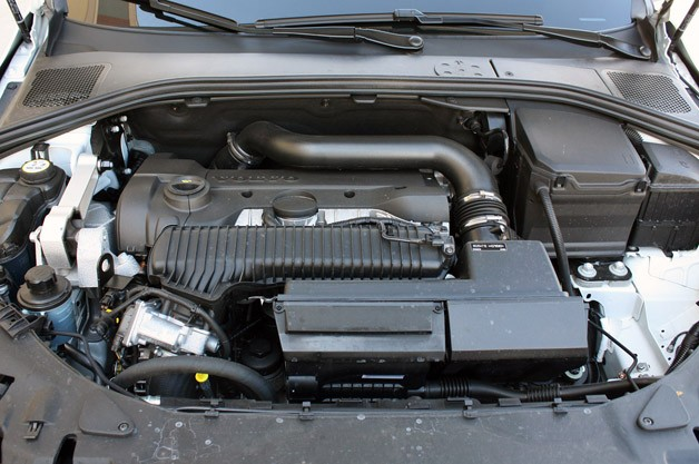 2013 Volvo S60 T5 AWD engine