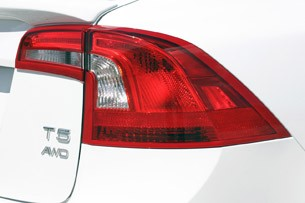 2013 Volvo S60 T5 AWD taillight