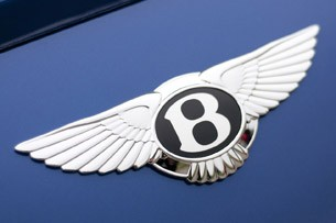2012 Bentley Continental Supersports Convertible logo