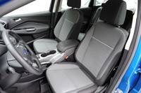 2013 Ford C-Max Hybrid front seats
