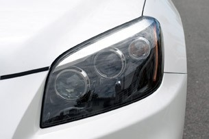 2013 Toyota RAV4 EV headlight