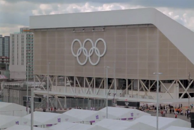 Translogic goes the the 2012 London Olympics with BMW