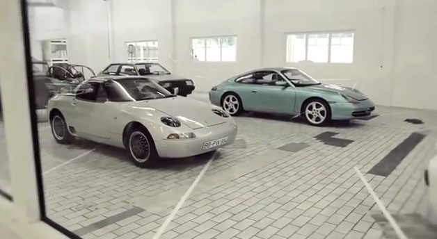 porschesecrets1 1344518712 An inside look at Porsches other, secret museum