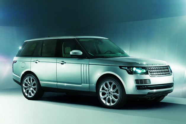 First 2013 Land Rover Range Rover images trickle out [UPDATE]