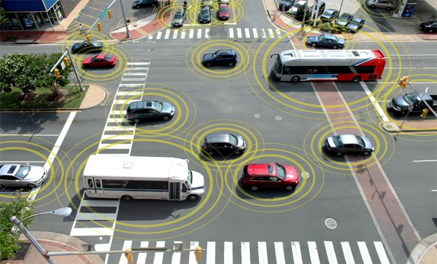 Vehicle-to-Vehicle communications envisioned