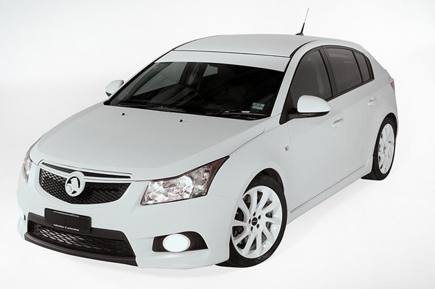Walkinshaw Performance Hot Holden Cruze Hatch