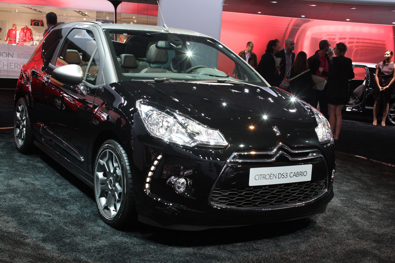 2013 citroen ds3 cabrio paris 2012 photo gallery autoblog vanachro Image collections