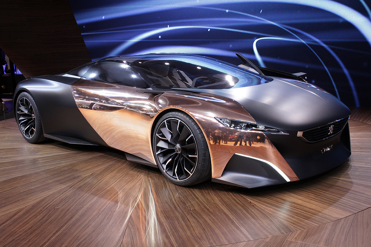 peugeot 39 s onyx hybrid supercar may be the belle of the parisian ball w video autoblog. Black Bedroom Furniture Sets. Home Design Ideas