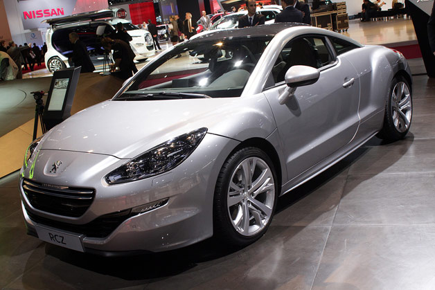 2013 Peugeot RCZ