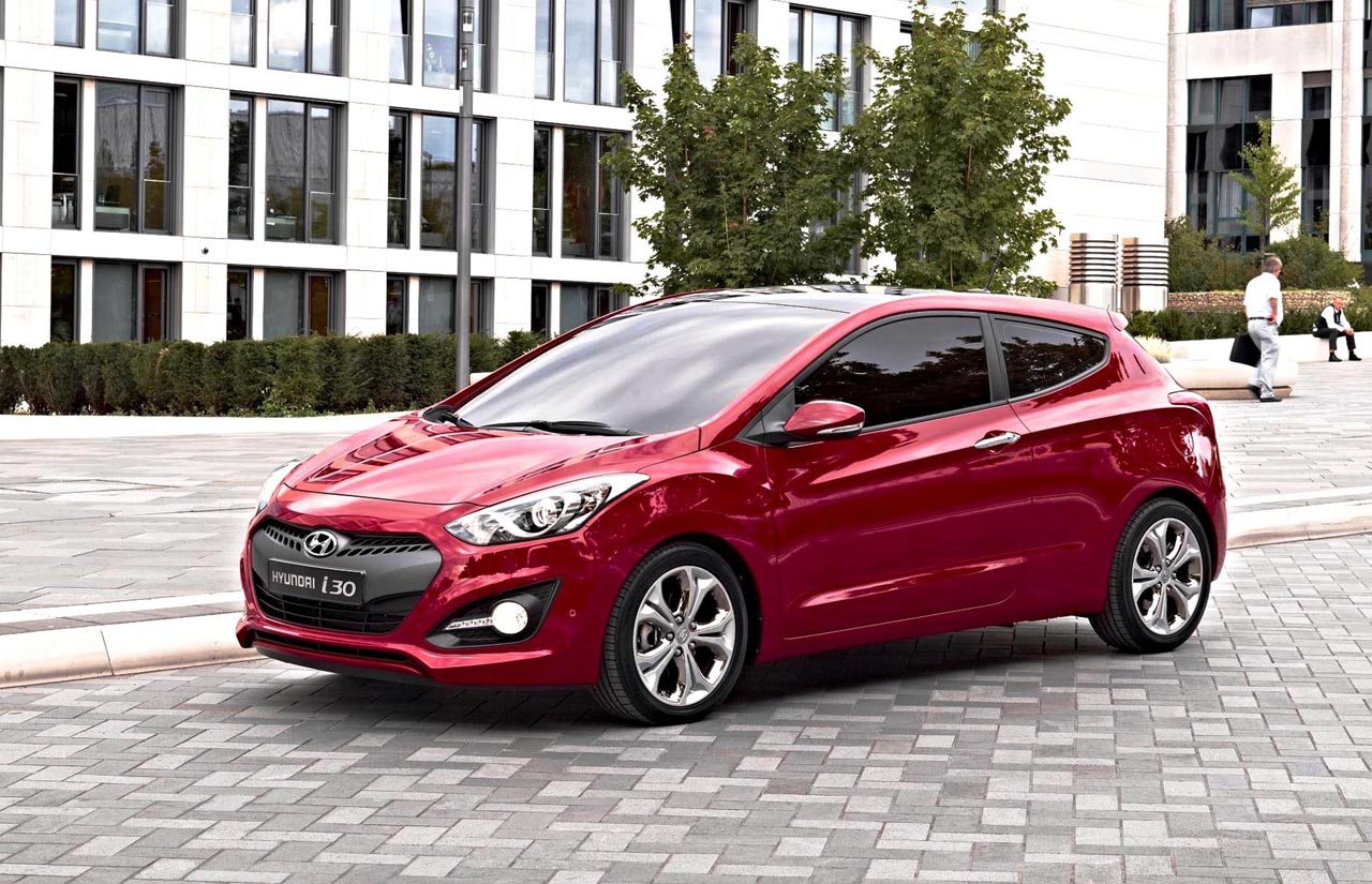 2014 Hyundai i30 Photo Gallery - Autoblog