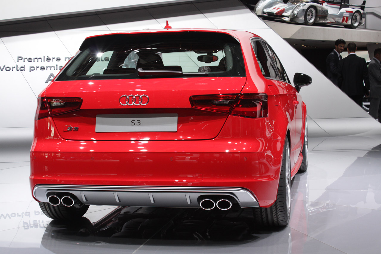 2013 audi s3 paris 2012 photo gallery autoblog. Black Bedroom Furniture Sets. Home Design Ideas
