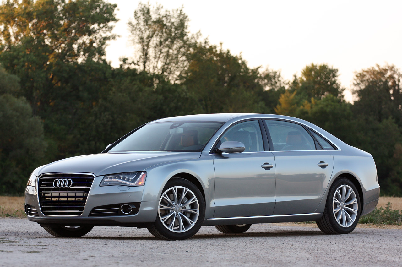 Audi A8l Audi A8 News And Information Autoblog