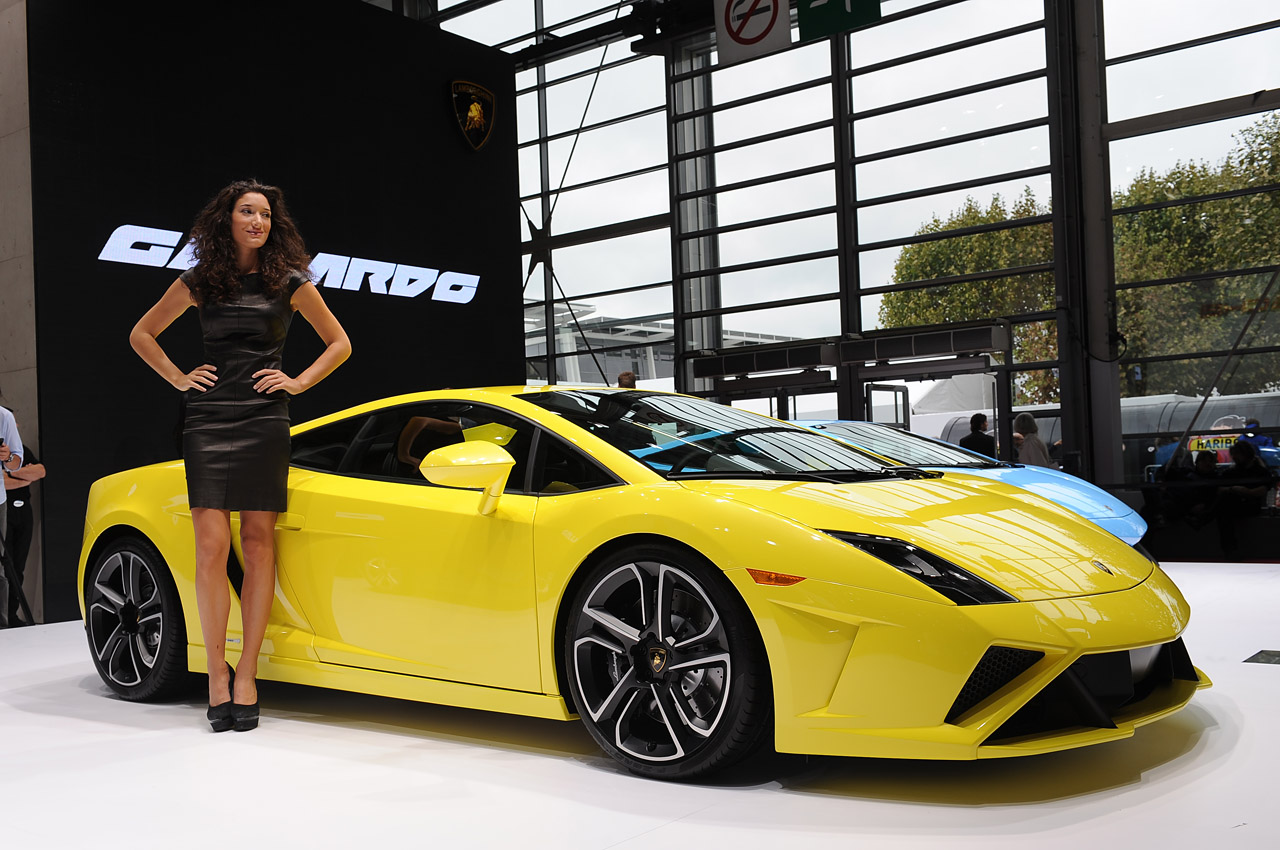 2013 Lamborghini Gallardo Gets A New Smile And Restyled