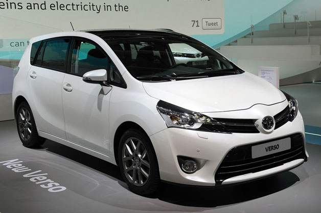 2013 Toyota Verso