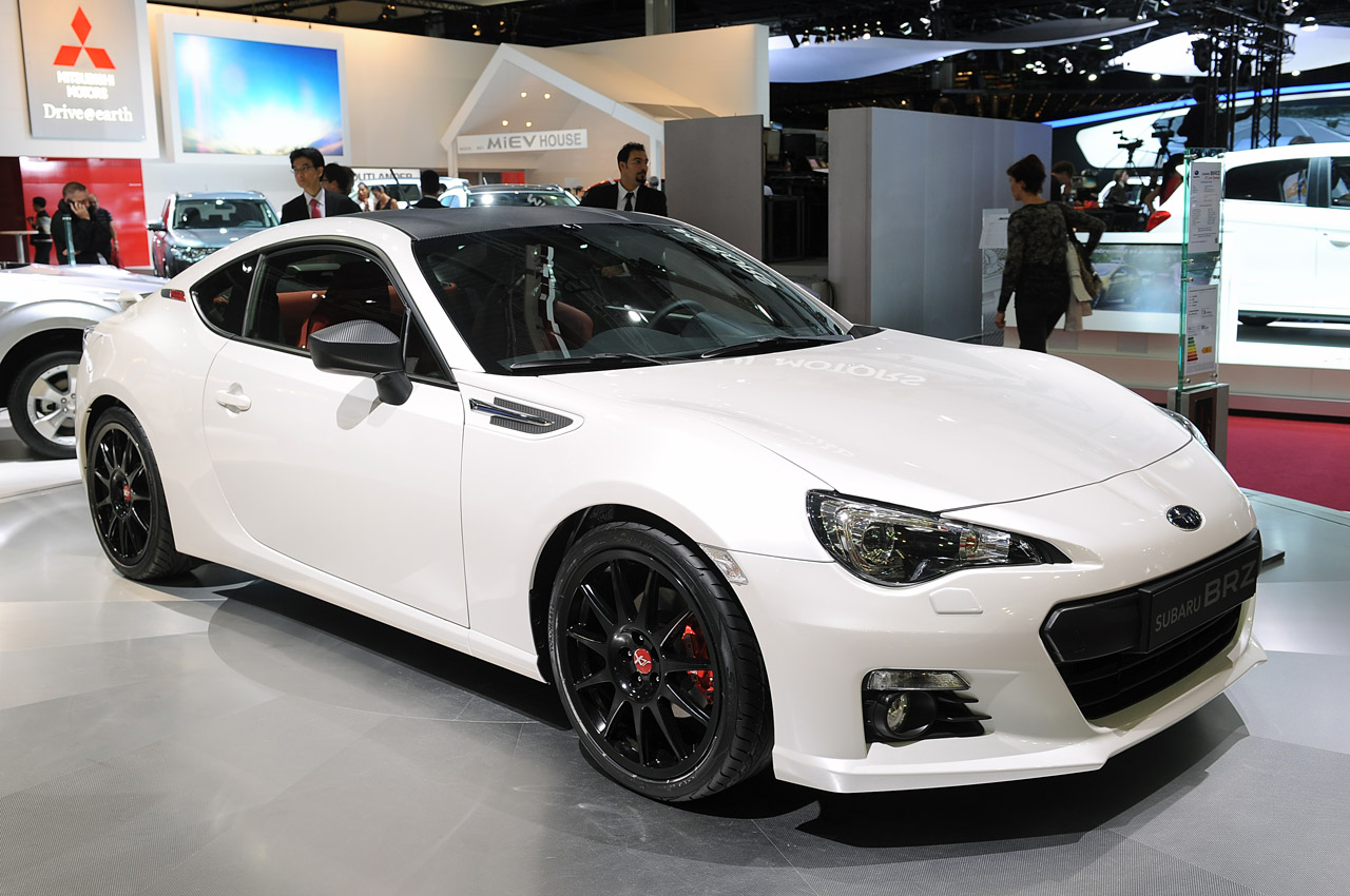 Subaru BRZ XT Line Concept shows off custom look - Autoblog