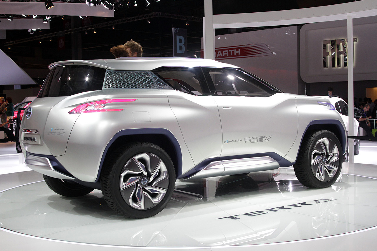 Nissan Terra Concept Paris 2012 Photo Gallery Autoblog