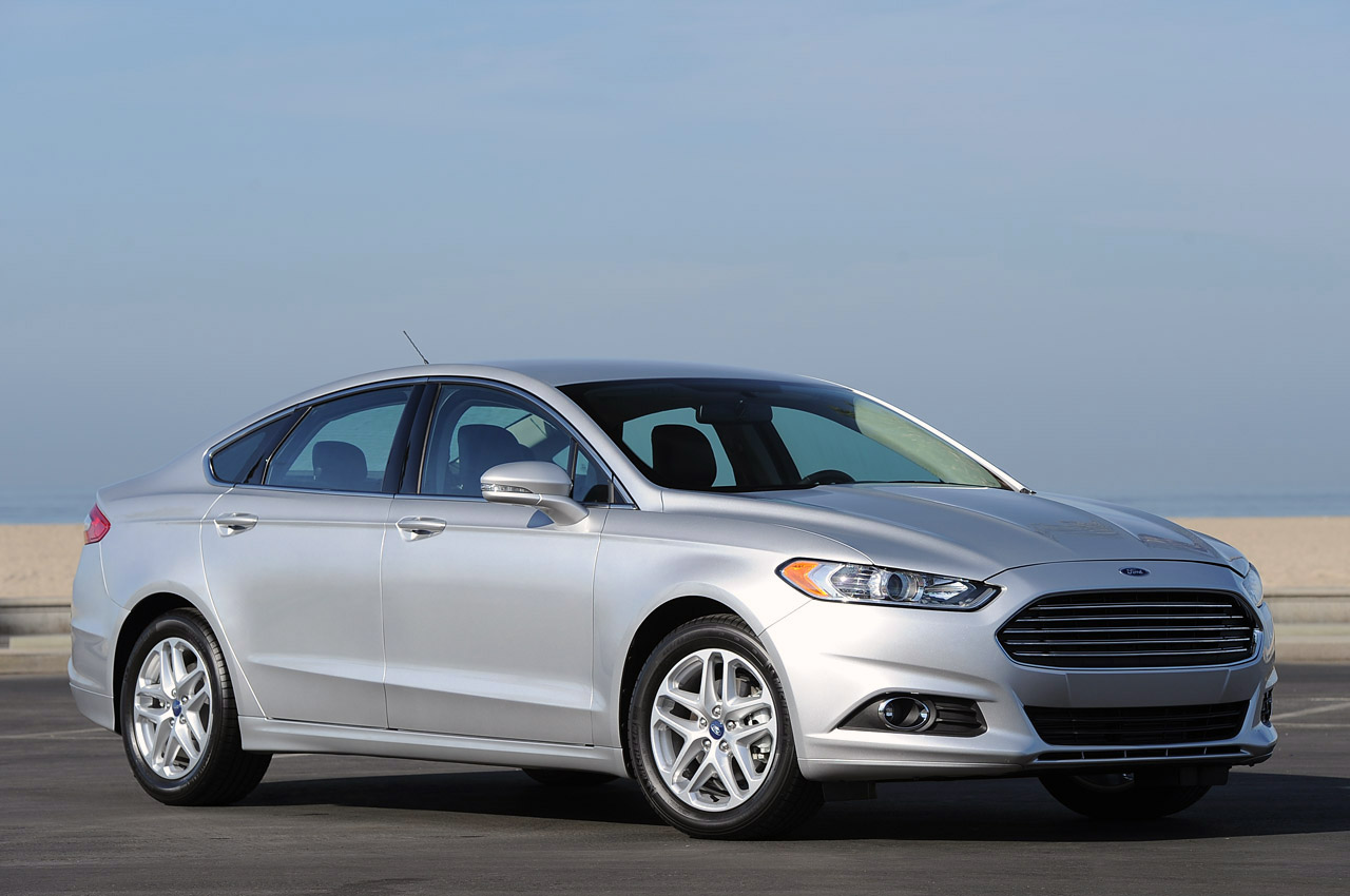 2013 ford fusion w video autoblog