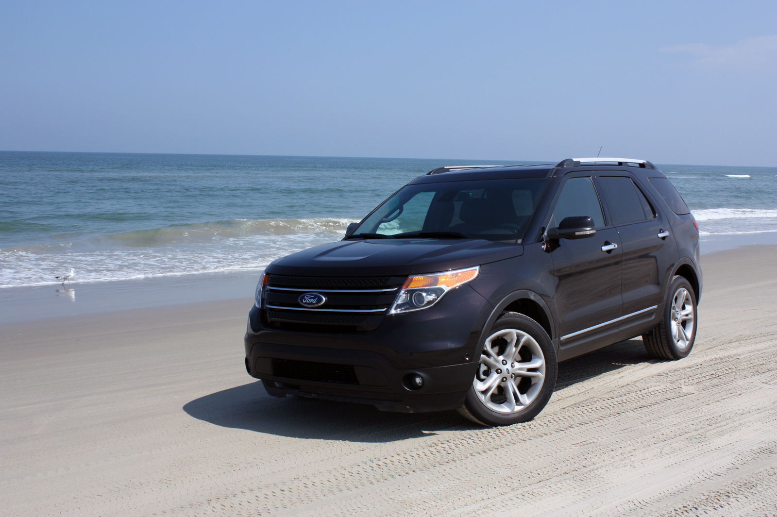 2013 ford explorer limited awd autoblog - Ford Explorer 2014 Limited